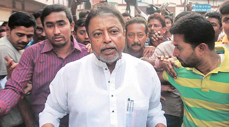 Mukul Roy Set To Float New Party By July End Former Tmc Mla The