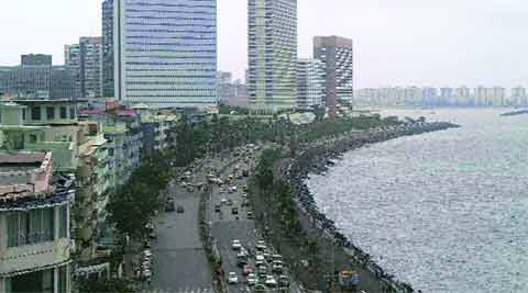Mumbai, Mumbai rains, Mumbai weather, Mumbai weather forecast, Mumbai news, India news, Indian Express