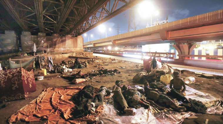 homeless, mumbai, mumbai homeless, homeless mumbai, homeless in mumbai, homeless people in mumbai, street dwellers, mumbai street dwellers, mumbai news, india news