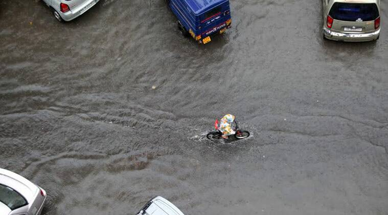 Mumbai rains, Highest rainfall, Mumbai rainfall, Indian Meteorologial Department, IMD, Mumbai news