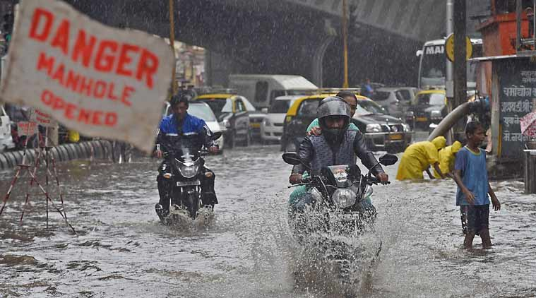 mumbai rains, BMC, mumbai monsoon, MET, monsoon, IMD, mumbai rains, mumbai news, city news, local news, Indian Express