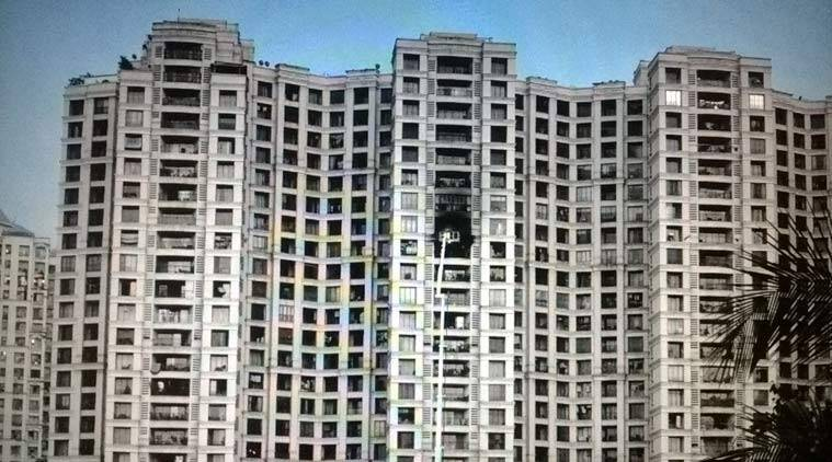 Mumbai fire, Mumbai building fire, Mumbai news, Chandivali fire, Bandra fire, fire, high rise fire, mumbai fire news, mumbai building fire news, powai fire, chandivali building fire, Mumbai latest news