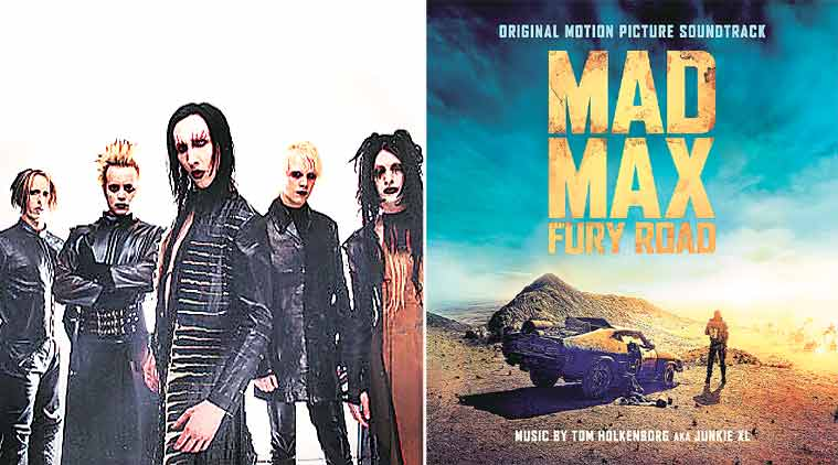 marilyn manson, mad max, marilyn manson album, marilyn manson music album, mad max album, mad max music, mad max fury road, mad max fury road album, music, music review