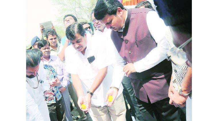 nagpur metro, MIHAN, Nagpur metro rail, Nagpur metro rail project, Chief Minister Devendra Fadnavis, Devendra Fadnavis, nitin gadkari, mumbai news, city news, local news, maharashtra news, Indian Express