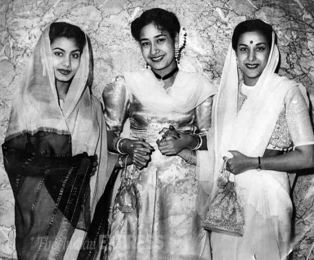 Nargis, Chand Usmani, Nimmi