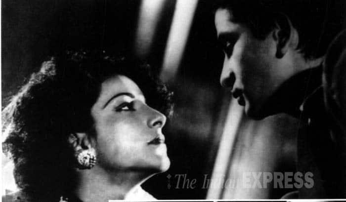 Nargis, Raj Kapoor, Aag