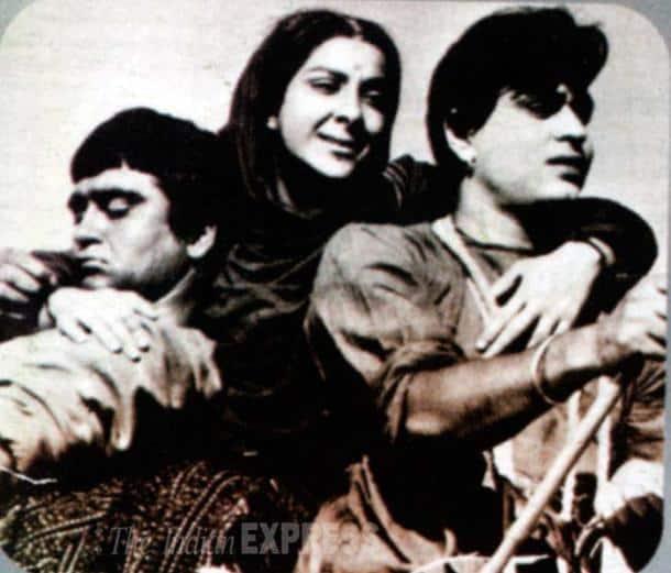 Nargis, Mother India