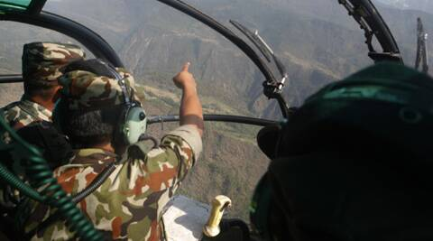 helicopter crash, helicopter crash in nepal, nepal helicopter crash, nepal news, nepal helicopter crash killing, helicopter crashes at nepal mountains, Asia news, world news