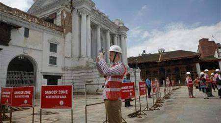 Nepal Earthquake, Nepal quake, Donations, Fund, Aid, relief, Donors, Foreign donors, Rebuild Nepal, Nepal reconstruction, Reconstruction project, Kathmandu news, Nepal news, Asia news, World news, International news, Indian Express,