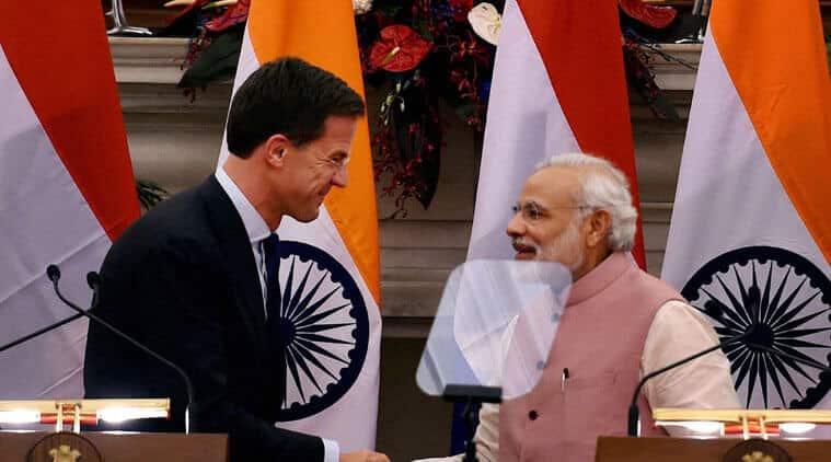 Netherlands, counter terrorism, Narendra Modi, india netherland ties, Mark Rutte, Netherlands PM india visit, india news, nation news