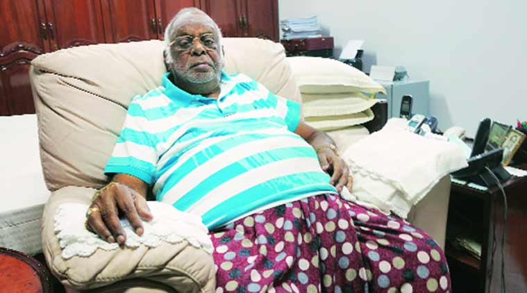 M A M Ramaswamy, Chettinad House, 103-year-old Chettinad Group, Chettinad Group, Chettinad Group  M A M Ramaswamy, india news, indian express news