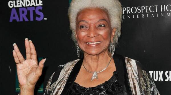 Nichelle Nichols, Star Trek, George Takei, Nichelle Nichols Stroke, Nichelle Nichols Suffered Stroke, Nichelle Nichols Diagnosis, Nichelle Nichols Hospitalised, Entertainment news