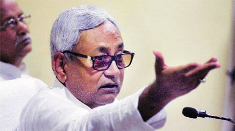 Bihar polls: This fight is a matter of Bihar's swaabhimaan, says Nitish Kumar