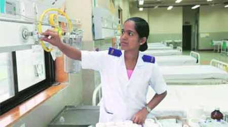 Moderate to high stress level among nurses in ICU, general wards: PGI study