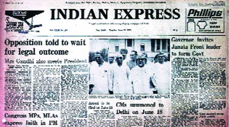 Indian express, express news, indian express front page, Fakhruddin Ali Ahmed