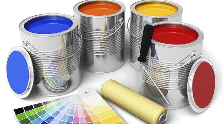 Over 31 percent paints have alarming levels of lead study the indian express for Peintre en batiment