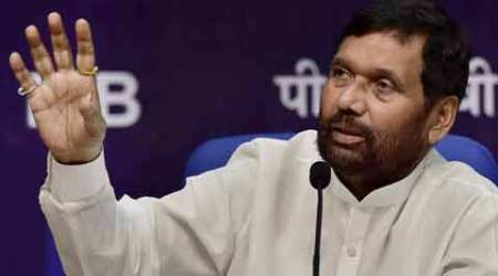 Enough food stock for this year despite drought situation: Ramvilas Paswan
