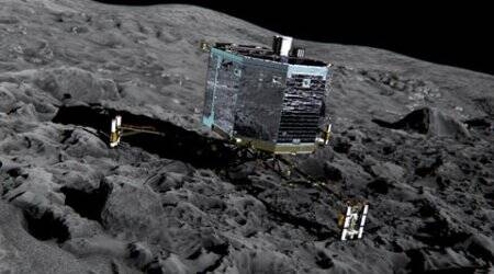 'Hello Earth': Comet probe Philae wakes up after 7 months