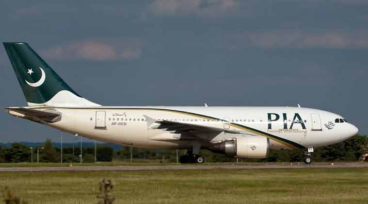 EU bans Pakistan airline, pakistan airline banned from flying to europe, pia crash, world news, indian express