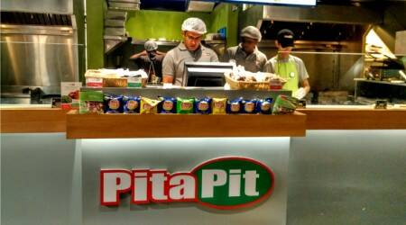 Pita Pit restaurant review: Affordable place to enjoy pitas in Delhi