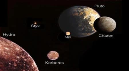 pluto, puto's moon, pluto charon, pluto's moon charon, pluto's moon nix and hydra, pluto's moon nix, pluto's nix, pluto's nix hydra, pluto hydra nix, NASA news, science news, world news, nasa pictures, pluto pictures