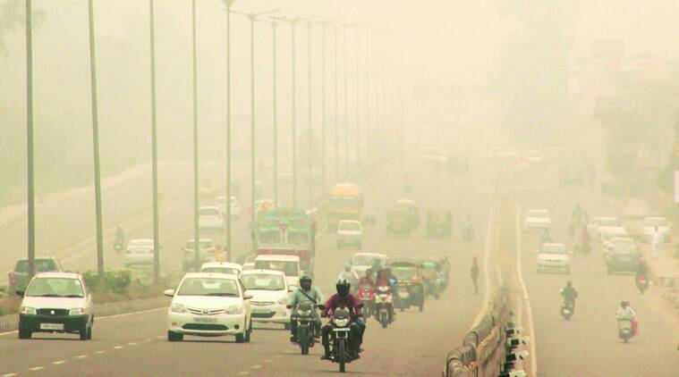 air pollution, pollution, Death by Breath, Urban air pollution, delhi death by breath, air pollution, ban on diesel, diesel vehicle, Delhi pollution, Air pollution, India auto sector, auto sector, Bharat stage emission standard, NDA government, BS-VI fuel norms, Auto Fuel Policy, air pollution, Delhi pollution, pollution delhi, pollution NCR, NCR pollution, delhi air pollution, air pollution delhi, Delhi News, India news, death by breath, Indian Express