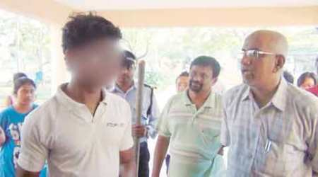 Video: Pondicherry University teachers turn judge, jury in campus trial, 27-hr detention