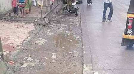 Weather, traffic, crowds keep BMC pothole repair teams on theirtoes