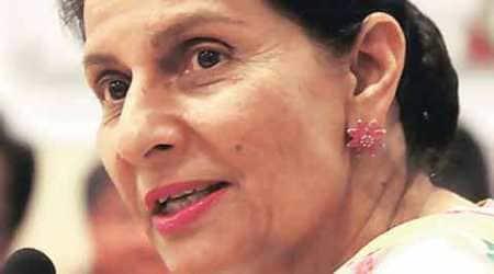 Former Union Minister Preneet Kaur denies having any foreign bankaccount