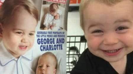 Prince George lookalike? This kid's photo got a million likes onFacebook