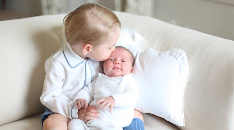 UK Princess, Princess Charolette, Kate Middleton, Duchess of Cambridge, Duchess of cambridge daughter, Princess Charolette photos, photos of uk princess, photos of princess charolette, Bitish royal family, british royals, british royals photos, Kensington Palace, UK news, England news, World News