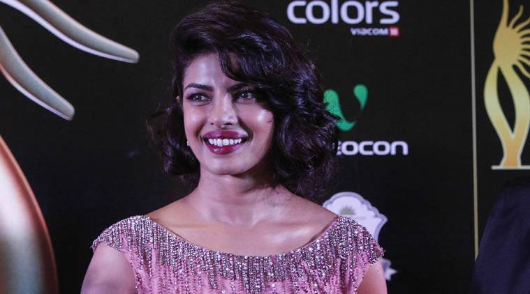 priyanka chopra, actress priyanka chopra, iifa, dil dhadakne do, priyanka chopra at iifa, priyanka chopra parents, priyanka chopra family, priyanka chopra movies, priyanka chopra awards, entertainment news