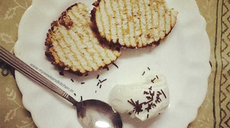 Marie Biscuit Chocolate Log (Source: Ashima Goyal Siraj)