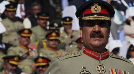 Pak army chief condemns US drone attack, says 'detrimental' forties