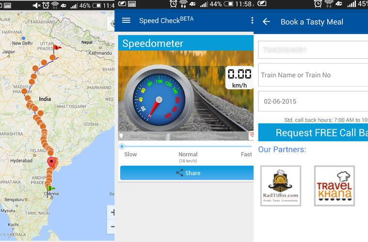 Rail Yatri app review: A must-need for train travels in
