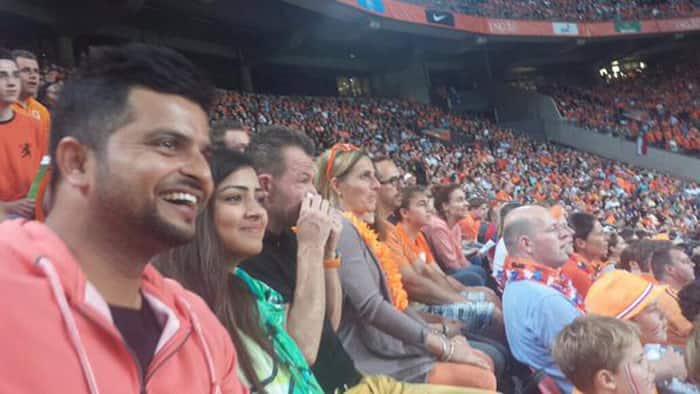 Suresh Raina, Suresh Raina wife, Suresh Raina wife photos, Raina wife pictures, Raina wife photos, Suresh Raina photos, Suresh Raina marriage photos, Suresh Raina wife Priyanka, Cricketer Suresh Raina, Cricket
