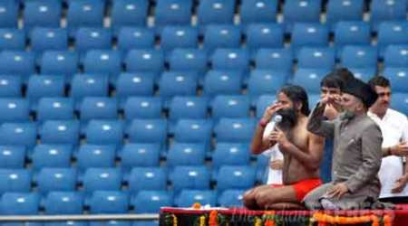 Yoga Day coach Baba Ramdev has team in a twist: 'we will rid the world of gas'