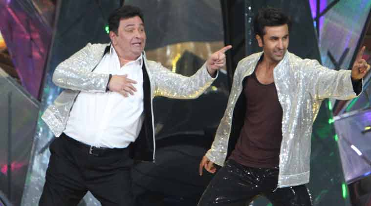 Ranbir Kapoor, Ranbir Kapoor news, Ranbir Kapoor bombay velvet, bombay velvet, Ranbir Kapoor rishi kapoor, Ranbir Kapoor father, rishi kapoor, rishi kapoor son, Ranbir Kapoor films, Ranbir Kapoor movies