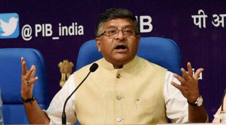 Ravi Shankar Prasad, Internet, International gateway for Internet, Agartala, Cox Bazar, Bangladesh, technology news