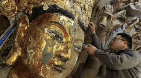 China restores 800-year-old Buddha statue with 1,000 hands