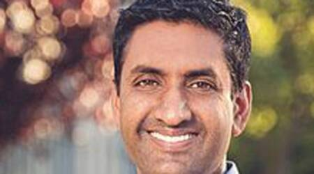 Ro Khanna launches second bid to enter US Congress