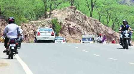 road accident, accident, unsafe road ride, murder, road rash driving, chandigarh news