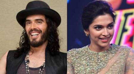 Russell Brand can 'potentially fall in love with and marry' DeepikaPadukone