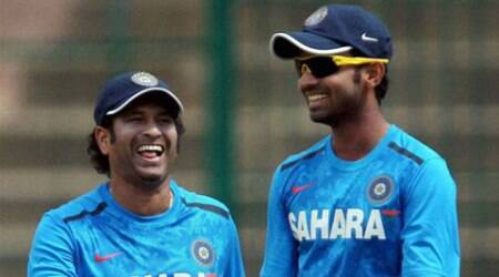 I am sure Ajinkya Rahane will make us proud: Sachin Tendulkar