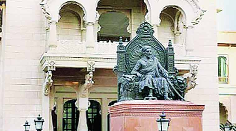 maharashtra sadan construction, chhagan bhujbal, sadan construction, mumbai new,s city news, local news, Indian Express
