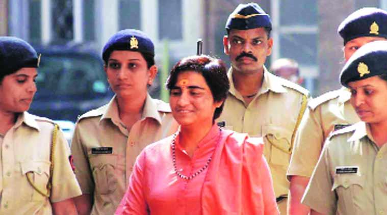 Sadhvi Pragya Singh, sadhvi pragya, malegaon blast, 2008 malegaon blast, NIA, indian express news, india news
