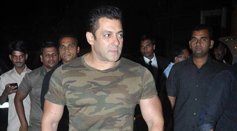 Salman Khan, salman khan poaching case, salman khan court case, salman khan legal case, black buck poaching case, salman khan illegal arms case, illegal arms case, actor salman khan, salman khan court, jodhour court, hum saath saath hain, rajasthan high court, Hastimal Saraswat, Anupama Bijlani, entertainment news