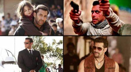 Salman Khan and Eid are synonymous, it's 'Bajrangi Bhaijaan' this time