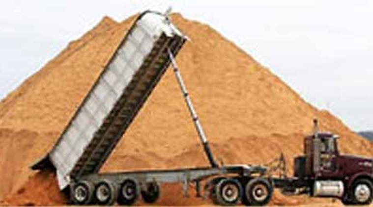 Sand For Sale >> Mpda For Illegal Sand Mining Sale Of Essential Commodities In Black