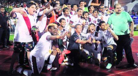 Hope this victory will arrest slide of Bengal football: coach SanjoySen